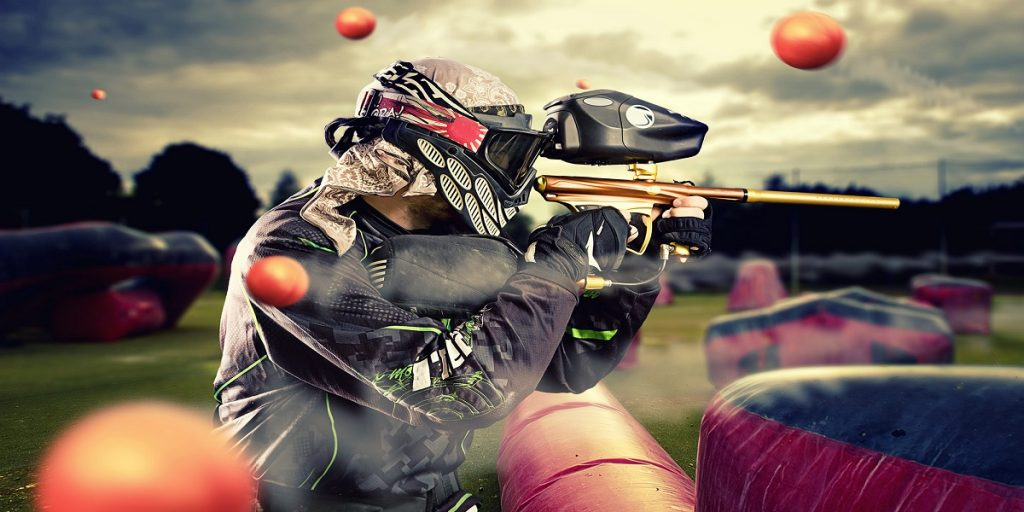 Diciottesimo Milano Paintball