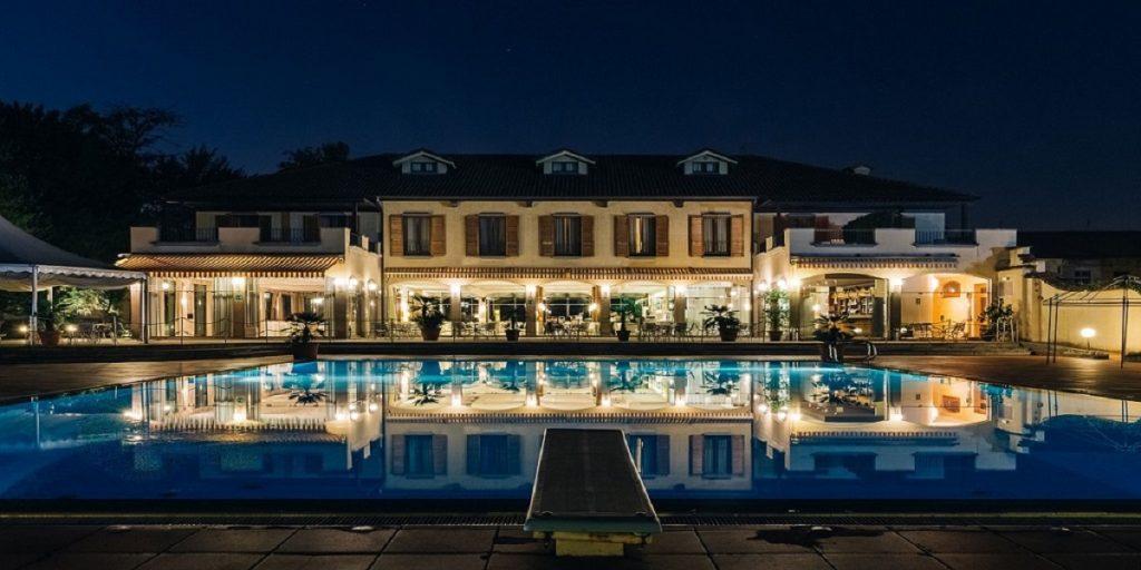 Diciotetsimo piscina Hotel dei giardini Nerviano