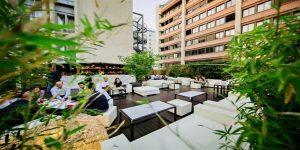 Diciottesimo Terrazza Tocq Hotel Milano