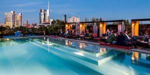 Terrazze per feste Milano
