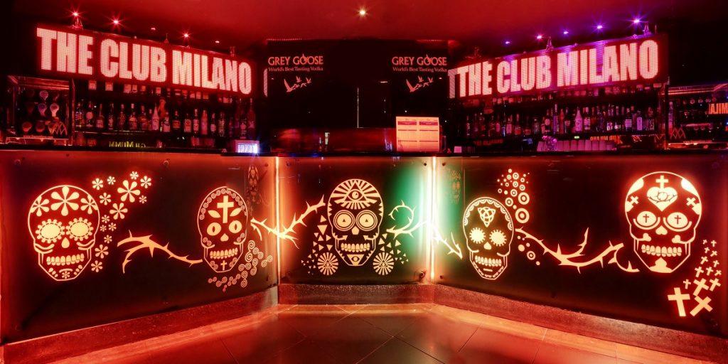 The Club Milano discoteca